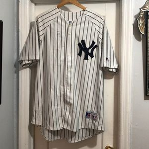 NY Yankees Rodriguez #33 Jersey